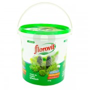 Florovit удобрение для хвойных, 8 кг