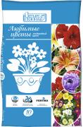 """Грунт """"Четыре сезона"""" любимые цветы"""