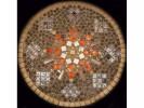 Столик с мозаикой D-50
