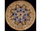 Столик с мозаикой D-40