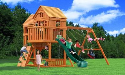 Детская площадка «Панорама»