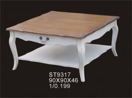 Квадратный чайный столик
