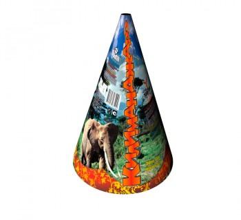 Пиротехнический фонтан Килиманджаро