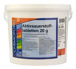Активный кислород в таблетках 5кг
