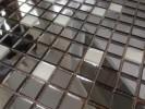 Зеркальная мозаика серия Perla  (квадрат. чип)