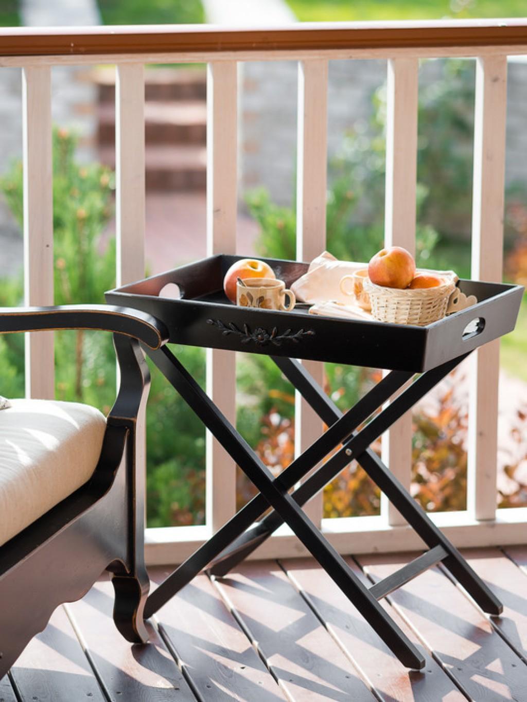 Кофейный столик раскладной из массива дерева бесплатная дост.
