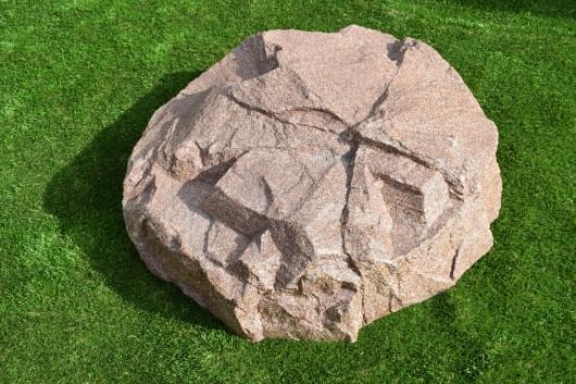 Искусственный камень валун 27