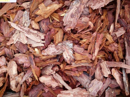 Мульча (кора лиственницы) 3-7