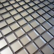 Зеркальная мозаика серия Perla  (квадрат. чип одноцвет)