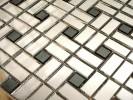 Зеркальная мозаика серия DECO  ( прямоуг. чип)