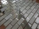 Зеркальная мозаика серия Perla  ( прямоуг. чип)