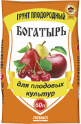 """Грунт """"Богатырь"""" для плодовых культур"""