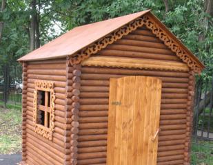 Декоративный домик для детей