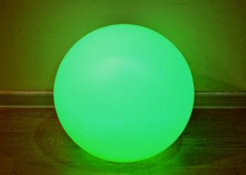 Светильник-шар  плавающий GLOBE-M