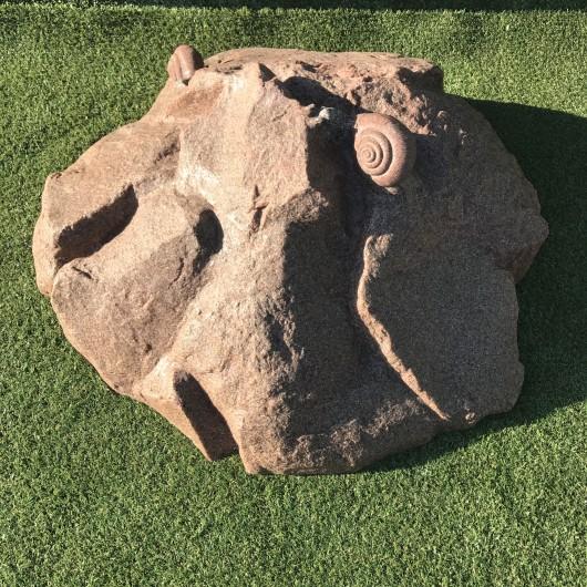 """Искусственный камень D-85 """"Улитки"""""""
