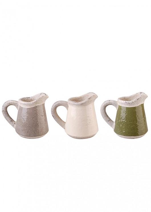 Кашпо-ваза керамическое «Кувшин»