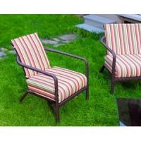 Кресло  жасмин коричневый