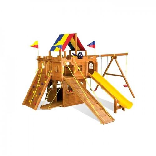 Детская игровая площадка Rainbow Play Systems Замок Саншайн Палас