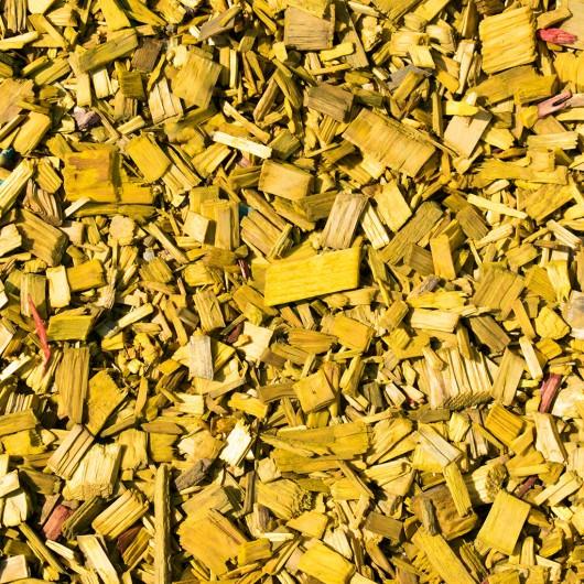 Мульча (щепа) желтая