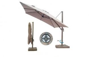 Зонт Торино-Люкс d300 c подсветкой