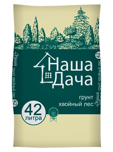 """Садовый грунт Наша Дача """"Хвойный лес"""""""
