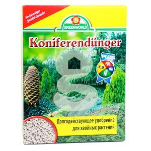 Greenworld удобрение для хвойных растений, 2,5 кг