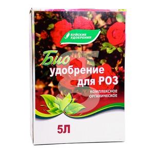 """Буйские """"Био удобрение для роз"""", 5 л"""