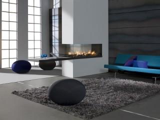 Газовый камин Faber Aspect RD XL