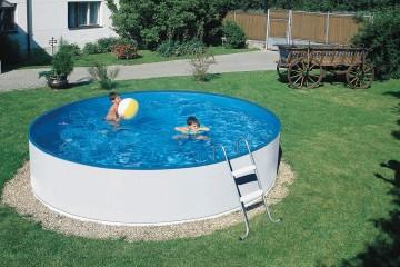 Бассейн Summer Fun круглый