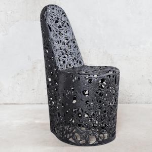 """Ажурное базальтовое кресло """"ONLY Chair"""""""