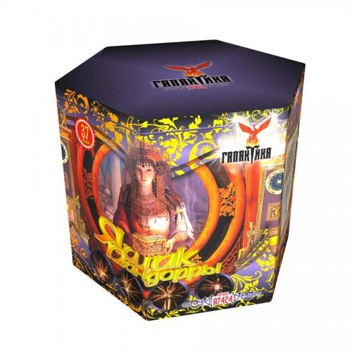 Батарея салютов Галактика Ящик Пандоры в коробке