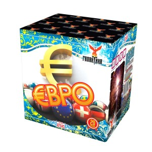 "Батарея салютов Галактика ""Евро"" модуль"