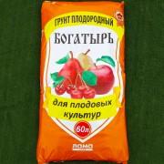 """Плодородный грунт """"Богатырь"""" для плодовых культур"""