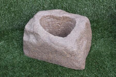 Искусственный камень кашпо L-08
