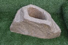Искусственный камень кашпо L-09