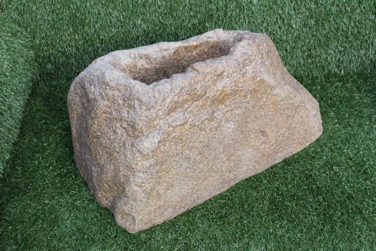 Искусственный камень кашпо L-10