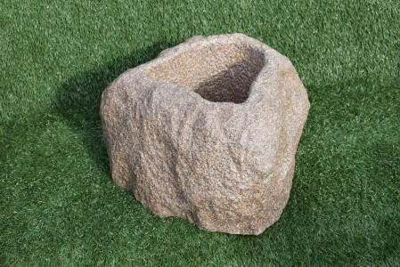 Искусственный камень кашпо L-17