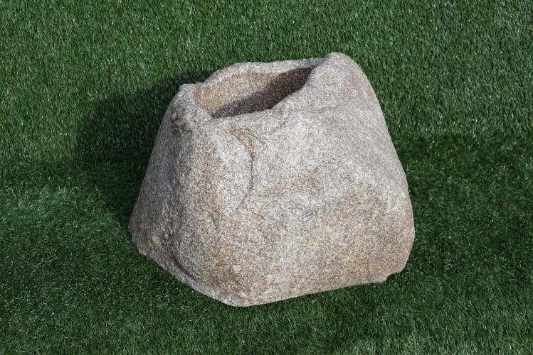 Искусственный камень кашпо L-19