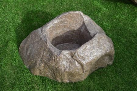 Искусственный камень кашпо L-21