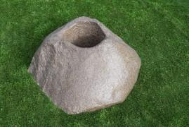 Искусственный камень кашпо L-22