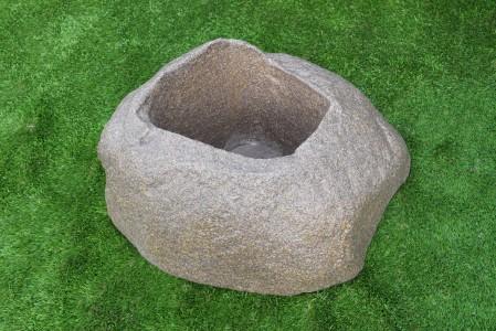Искусственный камень кашпо L-23