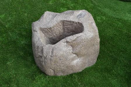 Искусственный камень кашпо L-24