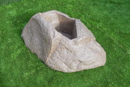 Искусственный камень кашпо XL-12