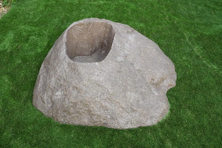 Искусственный камень кашпо XL-15