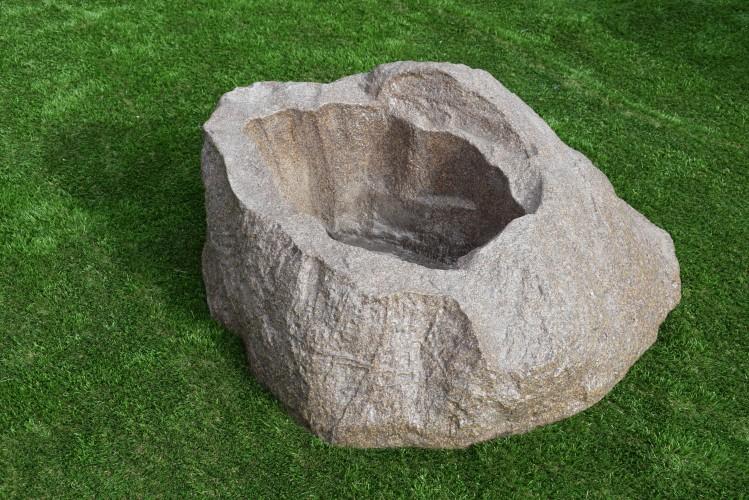 Искусственный камень кашпо XL-25