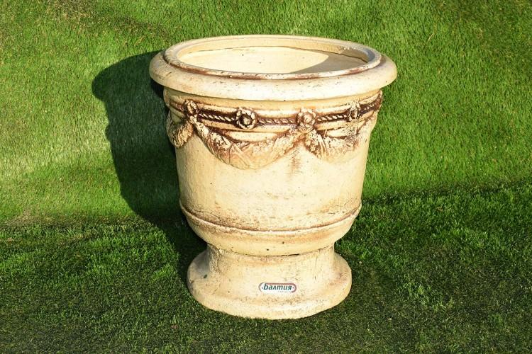 "Керамический вазон ""Цезарь"""