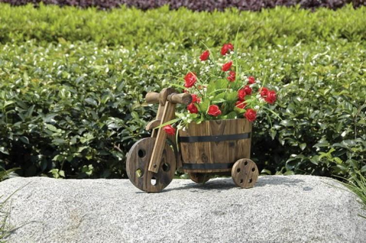 Кашпо велосипед 1309
