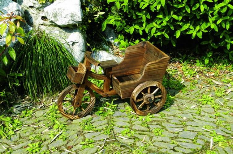 Кашпо велосипед 1310