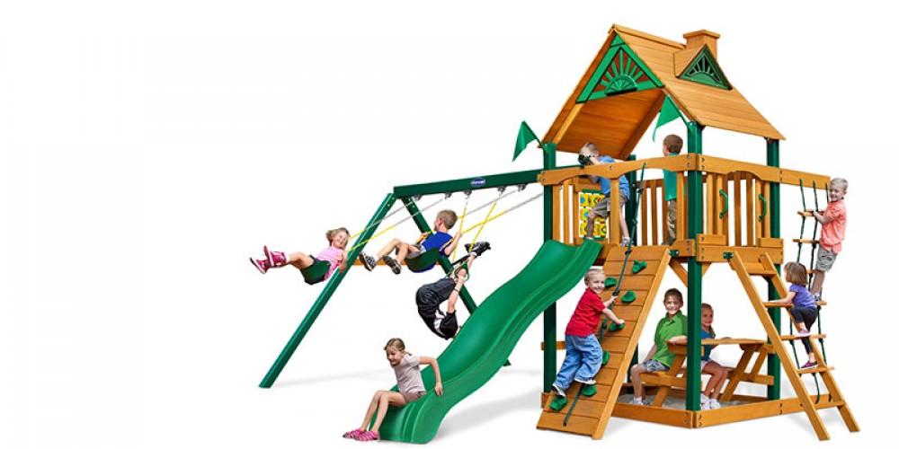 Детская площадка «Рассвет» Playnation