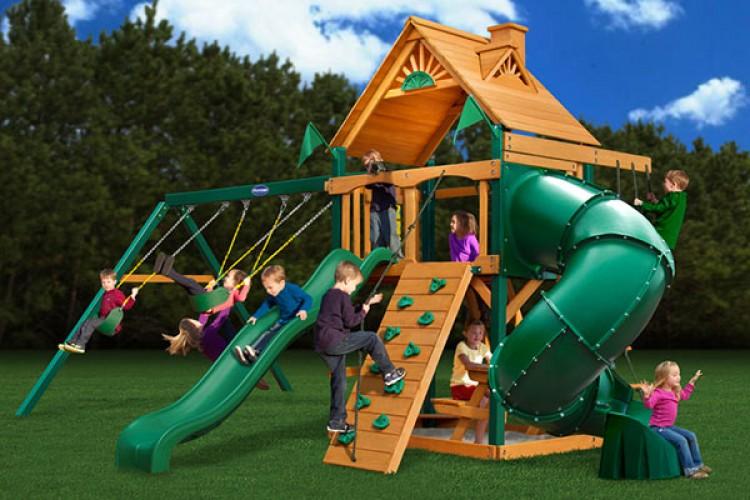 Детская площадка «Альпинист»